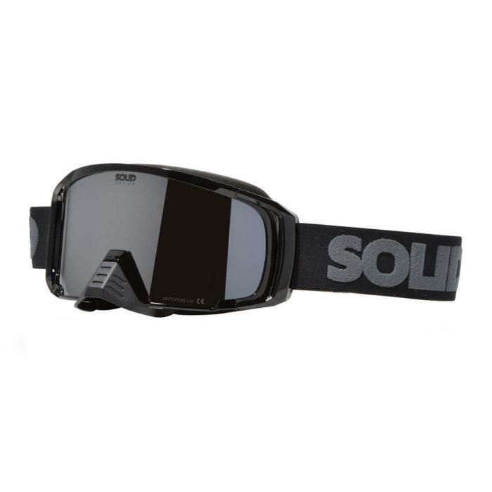 SOLID Apollo Goggle Black