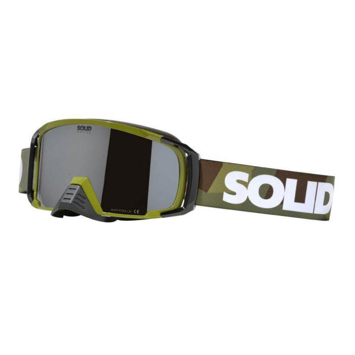 SOLID Apollo Goggle Camo