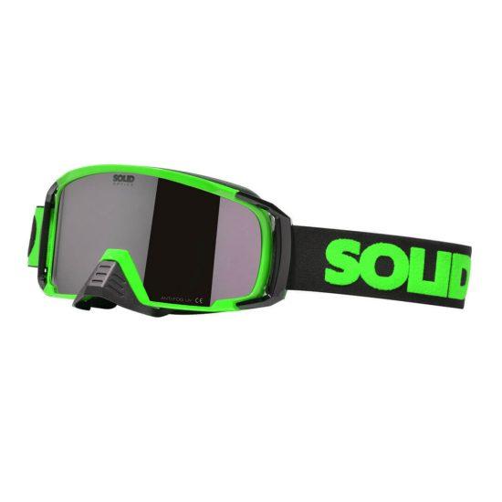 SOLID Apollo Goggle Green
